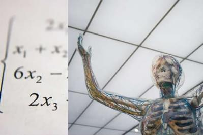 wiskunde wetensch